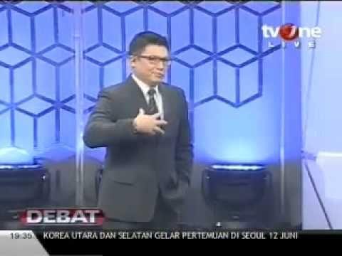Debat (tvOne) BBM Naik Rakyat Buntung Siapa Untung part_1