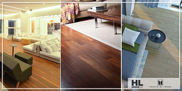 Con Spazio Di Legno encontrarás diferentes modelos de pisos de madera.