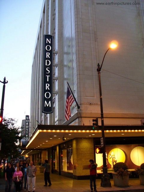 downtown seattle nordstrom ♥