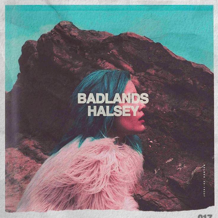 Halsey - Badlands on Colored LP   Download