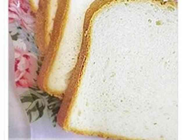 Japanese Milk Bread ず~っとふわふわ❂ミルク食パンHB♬♪♫の画像