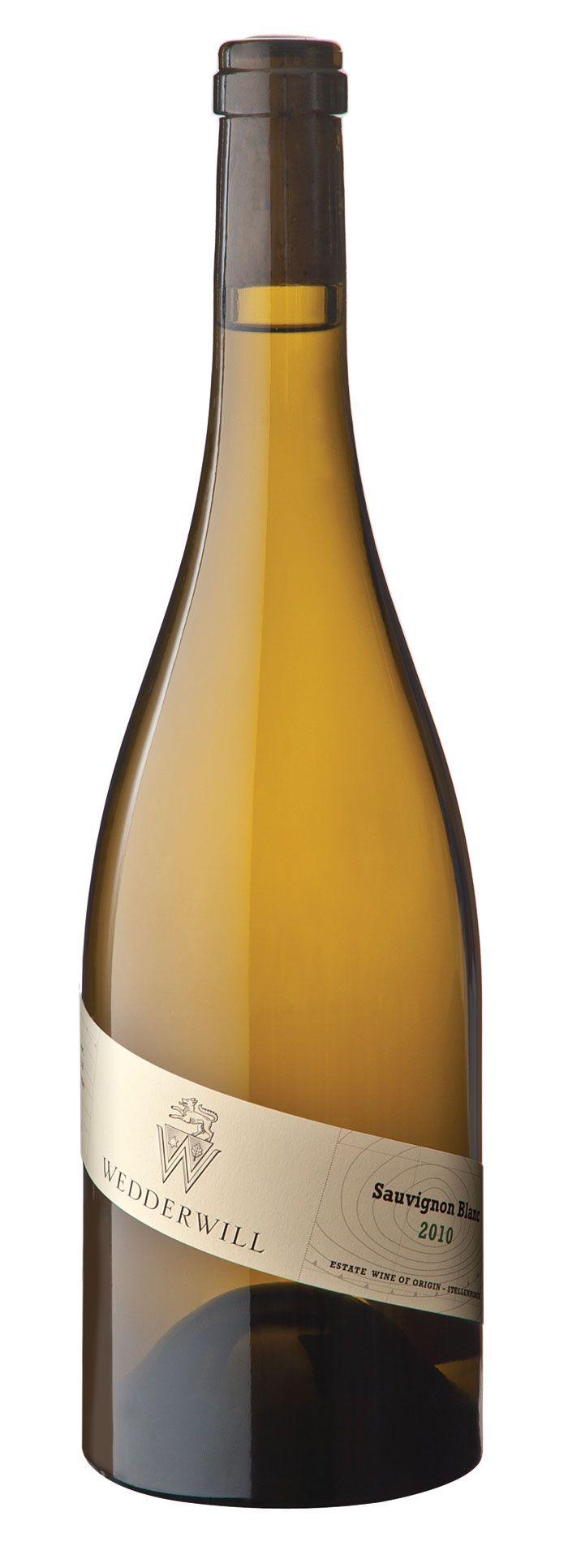 Wine label design for Wedderwill in South Africa - From Thedieline.com    Etichetta per vino bianco creata per Wedderwill, Sudafrica - dal sito Thedieline.com