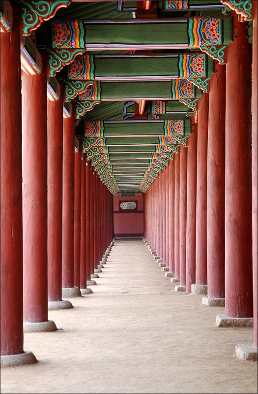 Gyeongbok Palace, Seoul, Korea.  Love this Palace and Seoul. Great shopping in…