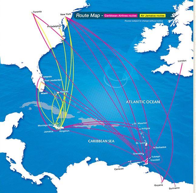 trans caribbean airlines - Google Search Da Bronx Pinterest - air jamaica flight attendant sample resume