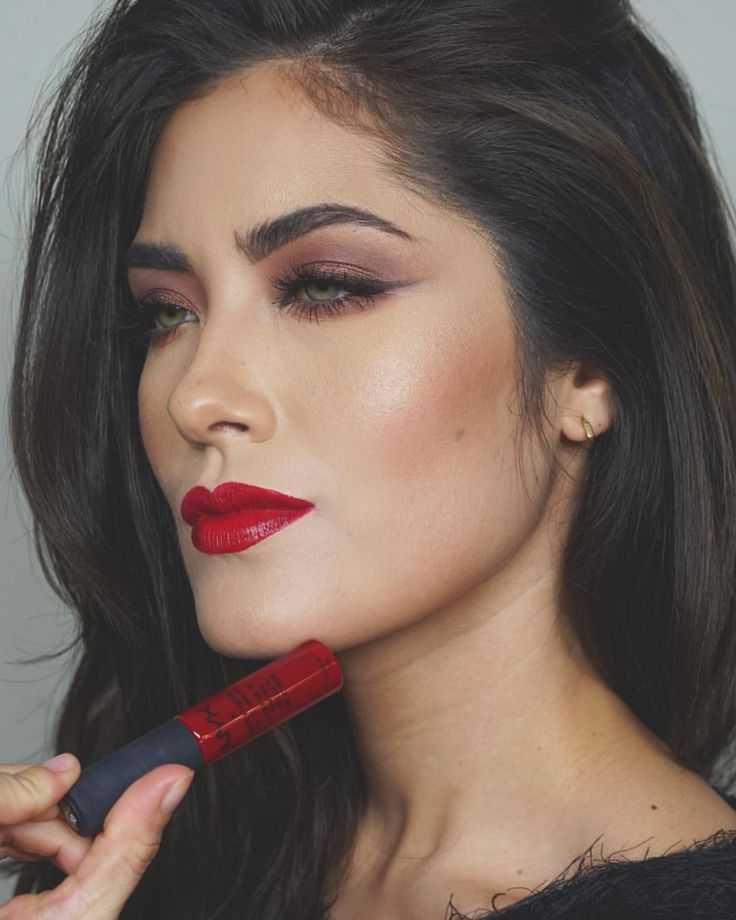 #maquillage - rouge à lèvres gloss - Melissa Alatorre
