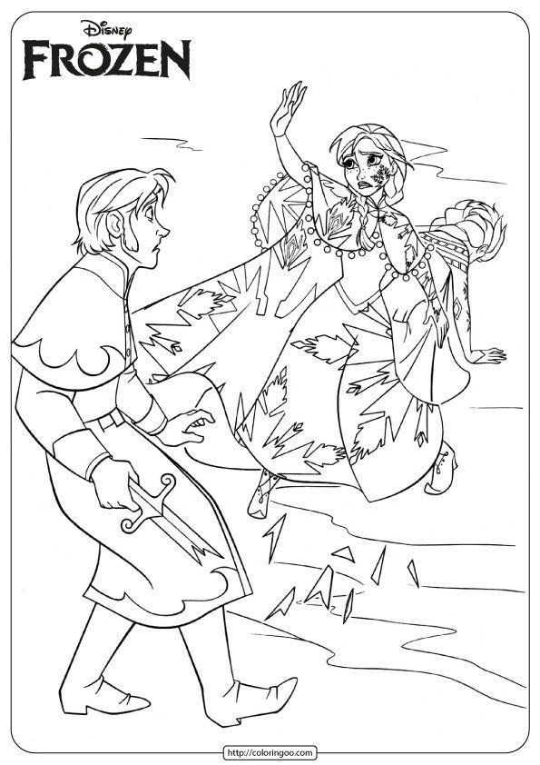 Elsa And Anna Coloring Pages Printable Frozen Anna Hans Coloring Pages Coloring Pages Coloring Pages To Print Elsa And Hans