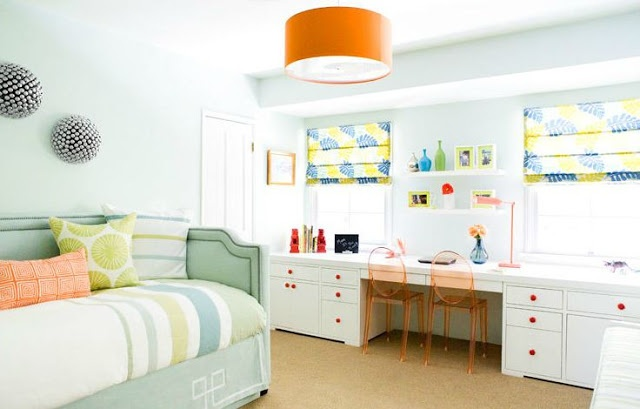 Built-ins + Daybed