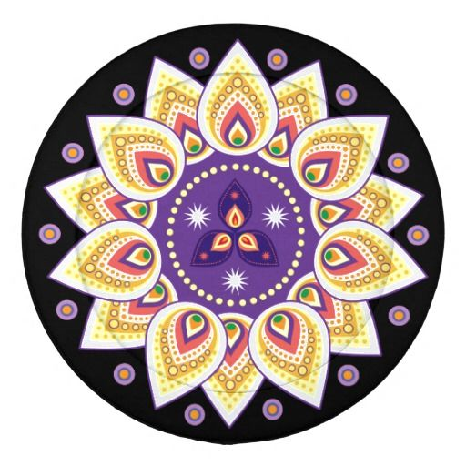 Lotus flower pack of large button covers