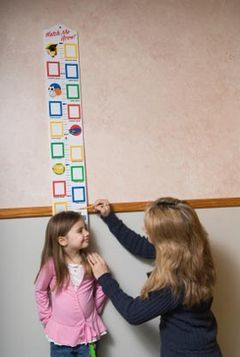 Child's Height Chart - Better Homes and Gardens