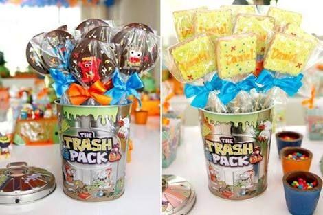 Resultado de imagen para trash pack party