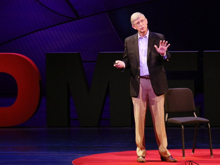 X-STEM Speaker @NIHforHealth Director Francis Collins: We need better drugs -- now.  #Scifest