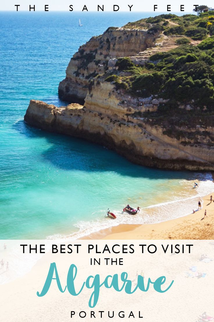10 Beautiful Places To Visit In The Algarve   Portugal : The Best Beaches In The Algarve, Things To Do And Where To Stay