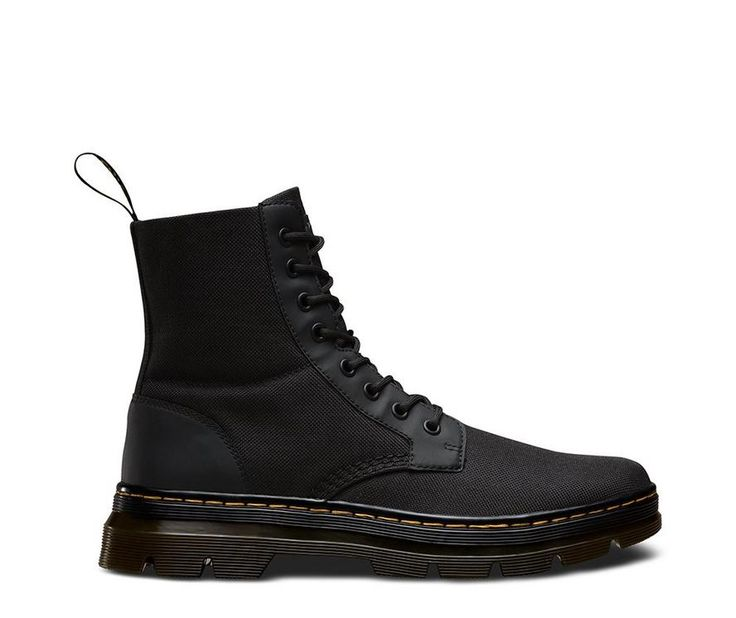 Dr martens combs poly casual boots with images casual