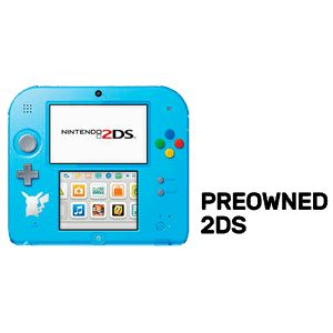 Nintendo 2DS Pokémon Console (Premium Refurbished by EB Games) (preowned)