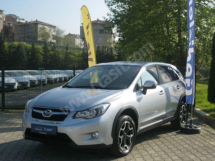 Subaru Xv 1.6 Elegance CVT GEDİZLER 2.YENİ'DEN 2013 XV 16 ELEGANCE 22900KM
