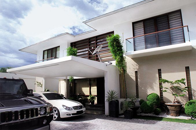 Manny Pacquiao's Modern Contemporary House in General Santos Real Living Philippines