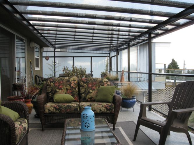 Vancouver Patio Covers For Backyard Shelter From Rain And ... on Patio Cover Ideas For Rain id=51265