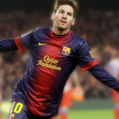 I want to meet Lionel Messi (the best soccer player in the world).