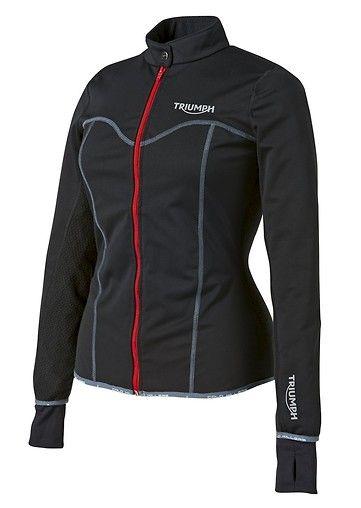 Triumph damska kurtka funkcyjna