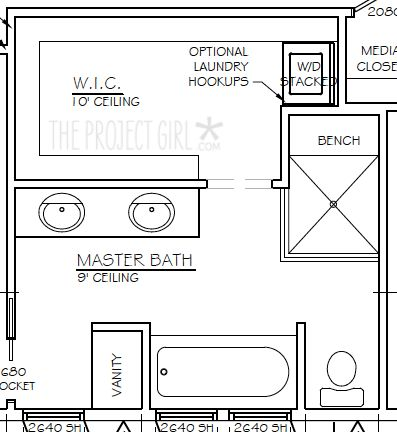 Project Girl  Project House  The Project  Bathroom Closet  Bathroom Style   Main Bathroom  Fun Easy Crafts  Easy Craft Projects  Farmhouse Jenallyson. 17 Best images about Closet Design    on Pinterest   Walk in