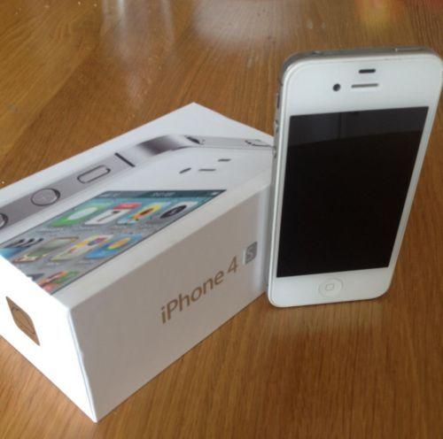 Apple IPhone 4s White - 16GB