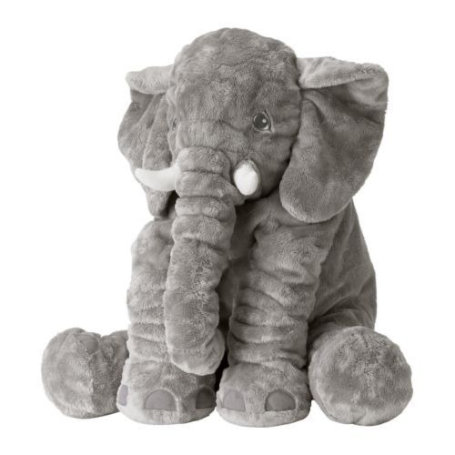IKEA - JÄTTESTOR, Soft toy, , All soft toys are good at hugging, comforting and listening and are fond of play and mischief. In addition, they are reliable and tested for safety.