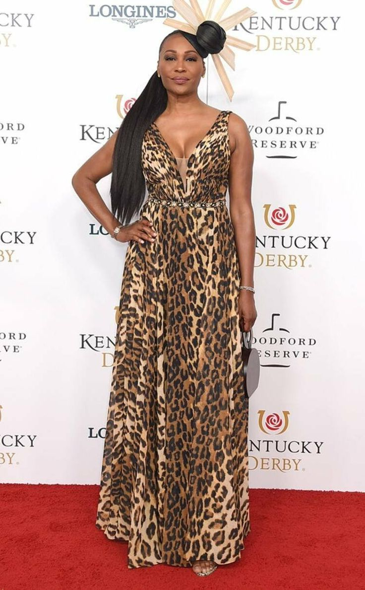 Model/Reality Star Cynthia Bailey attends the 2019