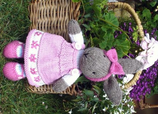 Knitting Pattern For Tortoise Coat : dolls clothes knitting patterns, toy knitting patterns ...