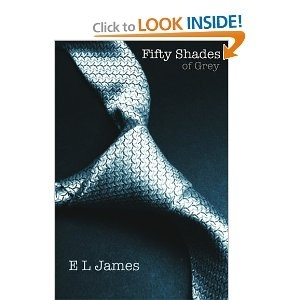 50 Shades of Gray...pinning it because it's been suggested that I should read it soon !
