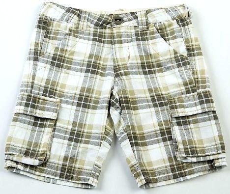 BERMUDA NIÑO SELVA - Pantalones para Niños de 4 a 16 Años - Mundo Kiriko