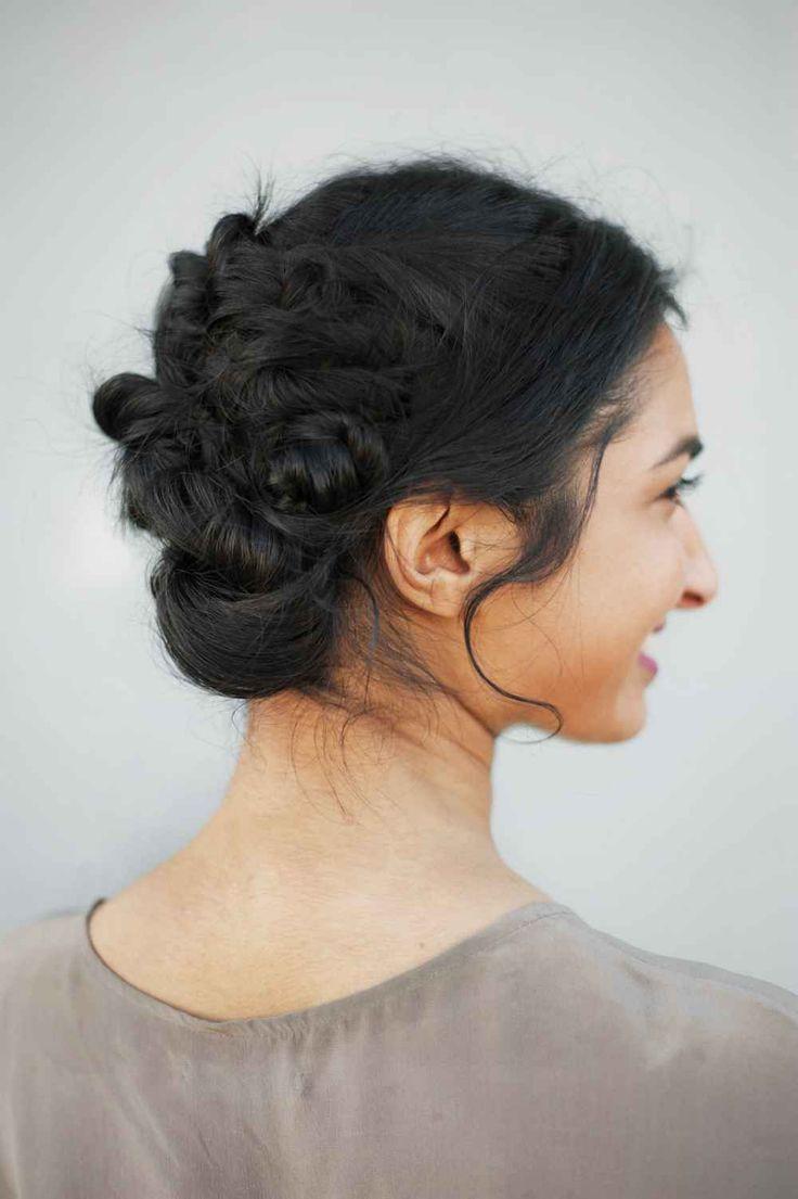 Braid ideas for curls