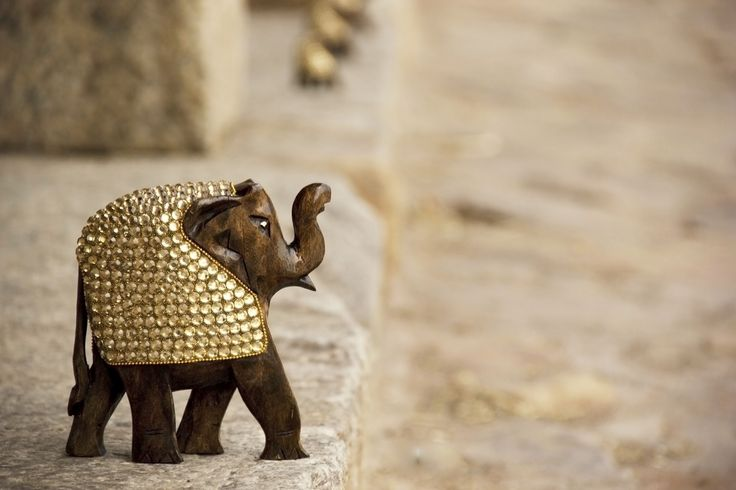 The Elephant - A recurring motif of strength & splendour  http://shop.ishana.com/ProductDetail.aspx?C=2552