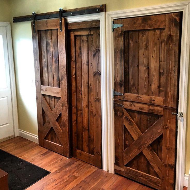 81 Best His Amp Her Barn Doors Images On Pinterest Sliding