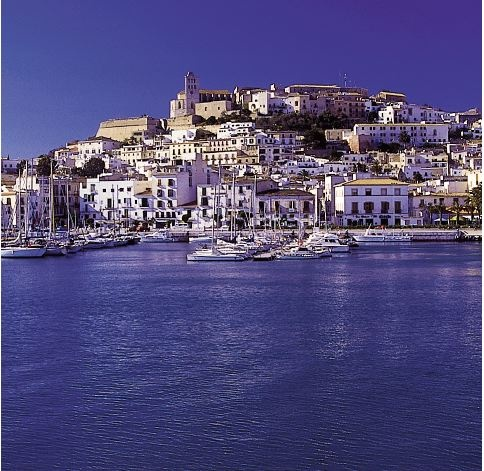 IBIZA TOWN, capital of #Ibiza, Spain. One of the most important cultural centres of ancient #Europe. Read about this fascinating city here: http://www.ibiza-spotlight.com/ibiza/local-lowdown-ibiza-town