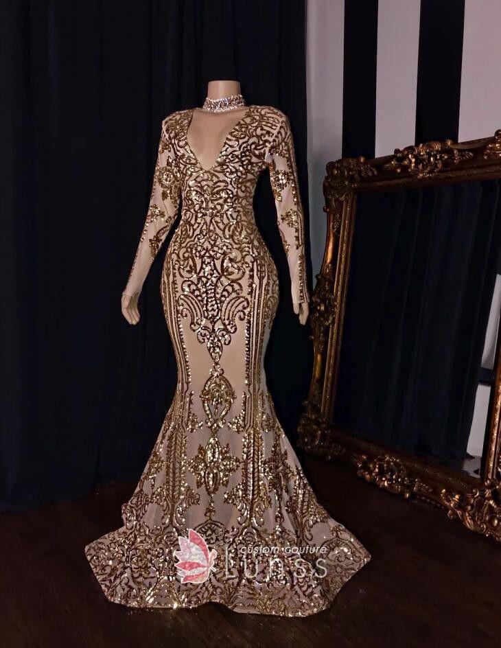 15+ Long sleeve mermaid dress info