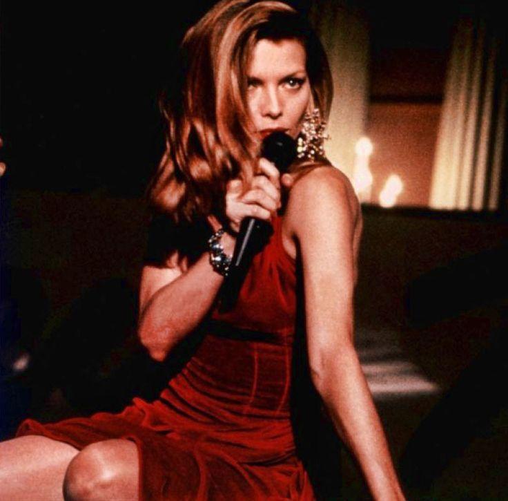 """Michelle Pfeiffer en """"Los Fabulosos Baker Boys"""" (The Fabulous Baker Boys), 1989"""