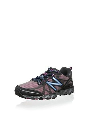 31% OFF New Balance Women's WT710 Neutral Trail-Running Shoe (Pink/Black)