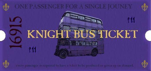 knight bus ticket 2