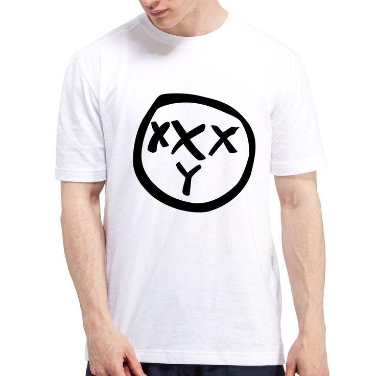 2017 Jiangkao New Oxxxymiron Logo Print Men's T Shirt Casual Streetwear Summer T-shirt Male Fashion Camisas De Rap Hip Hop #Affiliate