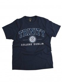 Trinity College T-Shirt Navy
