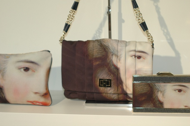 Fashion Foie Gras First Look at Anya Hindmarch Spring Summer 2013