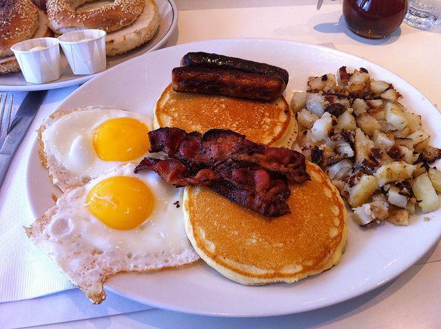 Best Montreal Hangover Breakfast Restaurants