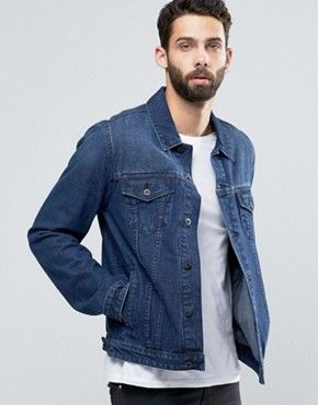 Men's denim jackets | denim jackets and casual jackets | ASOS