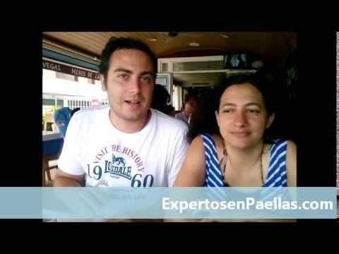 Italian Testimonial, Restaurant Las Vegas Peñiscola (SPAIN) by ExpertosenPaellas.com
