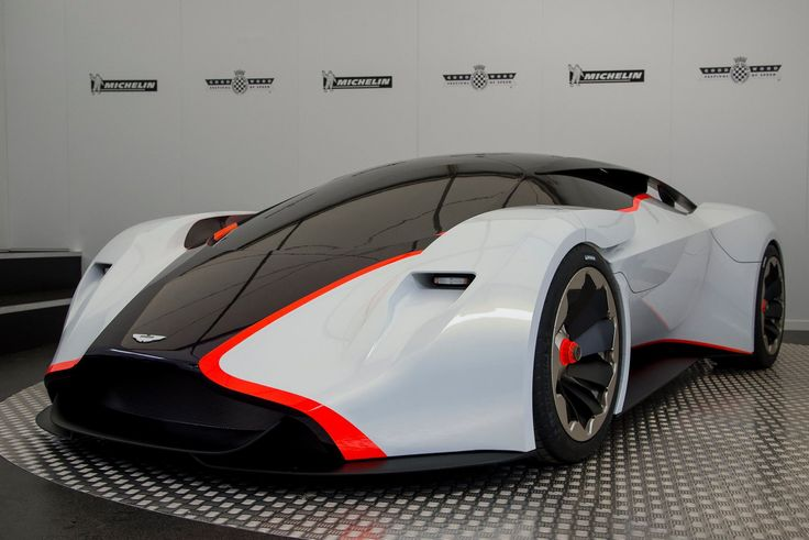 DP-100 unveiled at Goodwood Festival of Speed! #FOS #AstonMartinFOS. Get touch up paint for your Aston Martin: http://www.chipex.co.uk/aston-martin-touch-up-paint/
