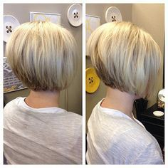 """Nicely stacked back to this graduatec bob (""""17226 