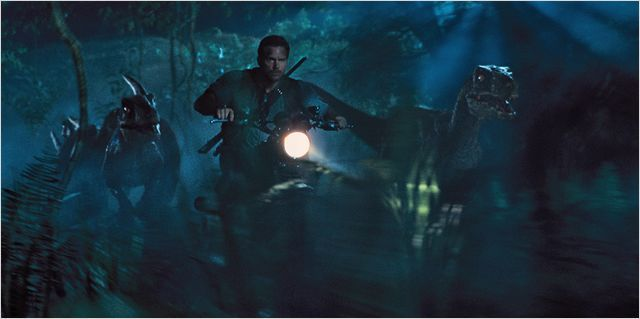 Jurassic World : Photo Chris Pratt