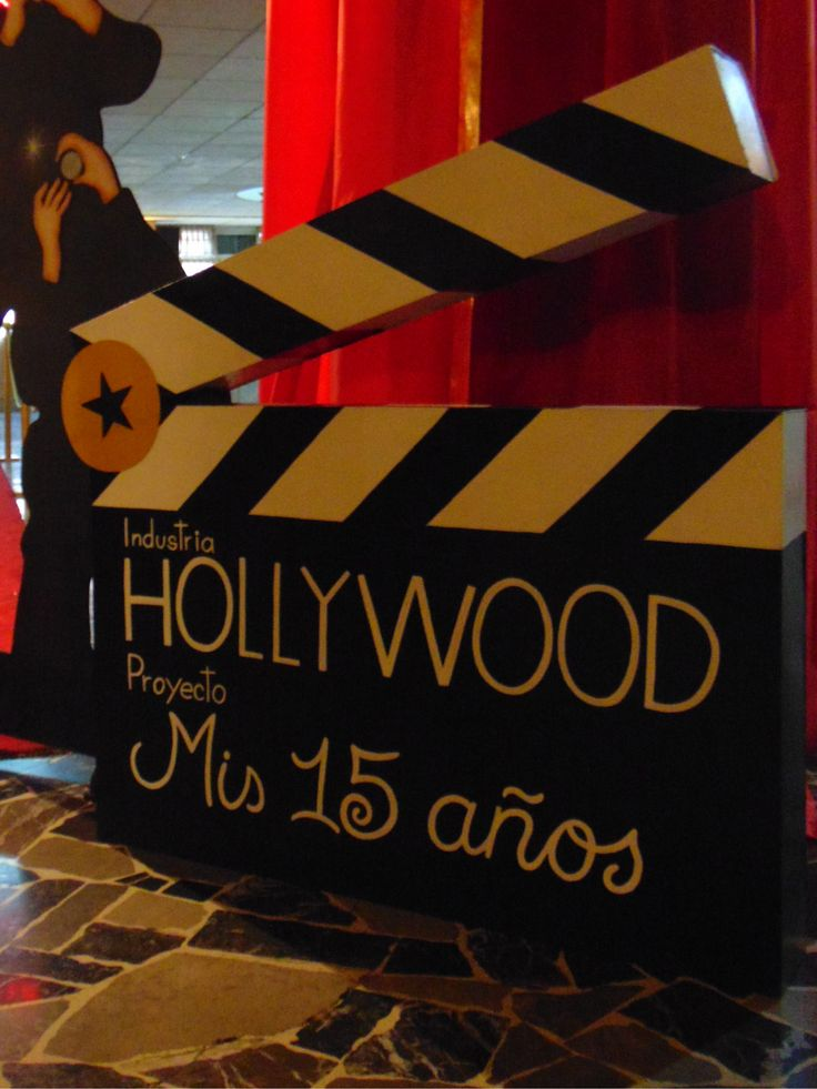 Hollywood 15 Mesas Para Anos Centro De De