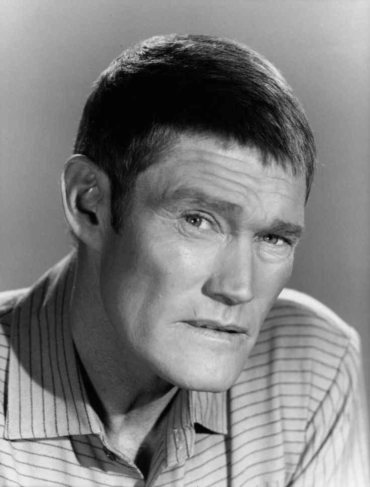 Chuck Connors (1921-1992) With a 40-year film and television career, he is best known for his five-year role as Lucas McCain in the highly rated 1958–1963 ABC series The Rifleman.