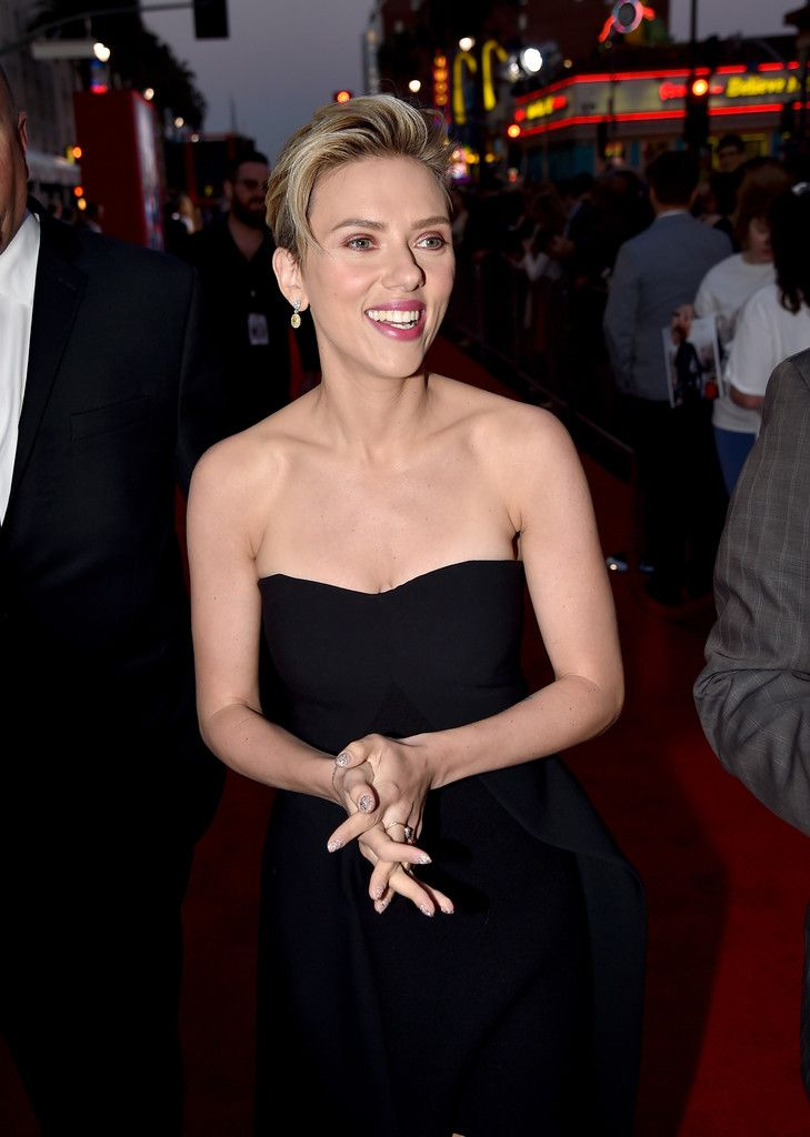 Scarlett Johansson photo 649240